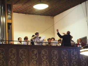 Chor - St.Hubertus+St.Erhard