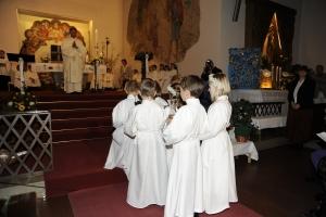 Erstkommunion – Pfarre St. Hubertus und Christophorus